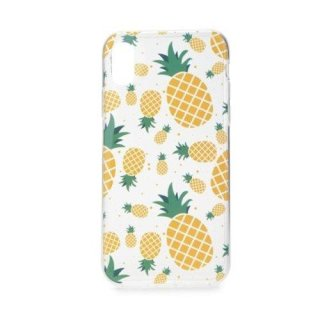 Forcell Summer Case Ananas für Samsung Galaxy S9 Plus