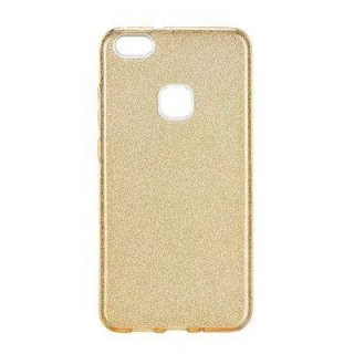 Forcell Shining Case Gold für Huawei P10 lite