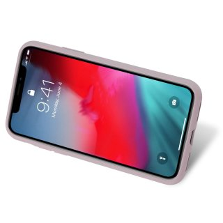 Nevox StyleShell SHOCK light pink für Apple iPhone X/XS