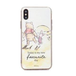 Disney Phone Case Today is my new favorite day für Apple iPhone XS Max
