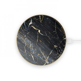iDEAL OF SWEDEN Fashion QI Charger Port Laurent Marble