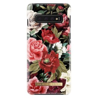 iDEAL OF SWEDEN Fashion Case für Samsung Galaxy S10 Antique Roses