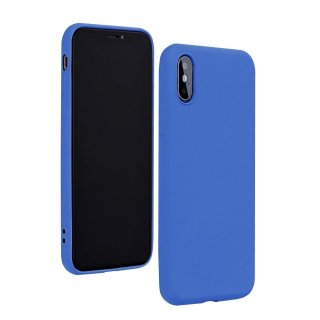 Forcell Silicon lite Case blue für Huawei P Smart 2019