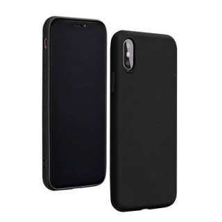 Forcell Silicon lite Case black Samsung Galaxy S20