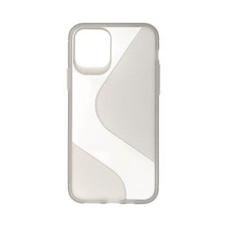 S-Case grau transparent für Apple iPhone 12 mini