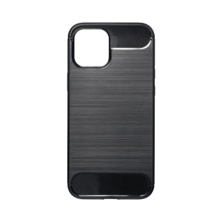 Forcell Carbon Case Black für Apple iPhone 12 Pro Max