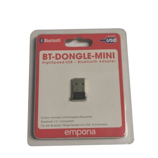 Emporia USB Bluetooth Adapter für PC