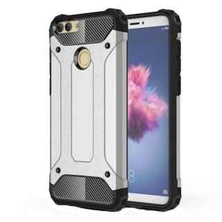 Forcell Armor Case Silver für Huawei P Smart
